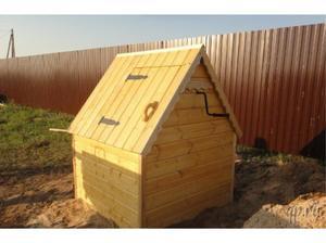 Особенности строительства домиков