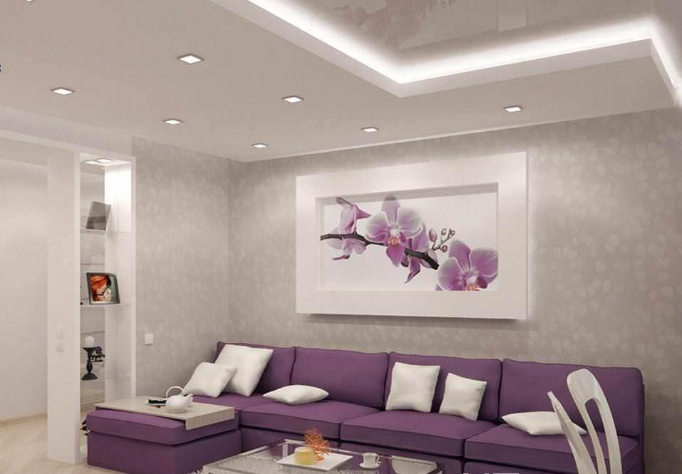 Если играть с оттенками, цветами, то при помощи различных вариаций удастся кардинально преобразить комнату, сделать ее неповторимой, оригинальной и легкой
