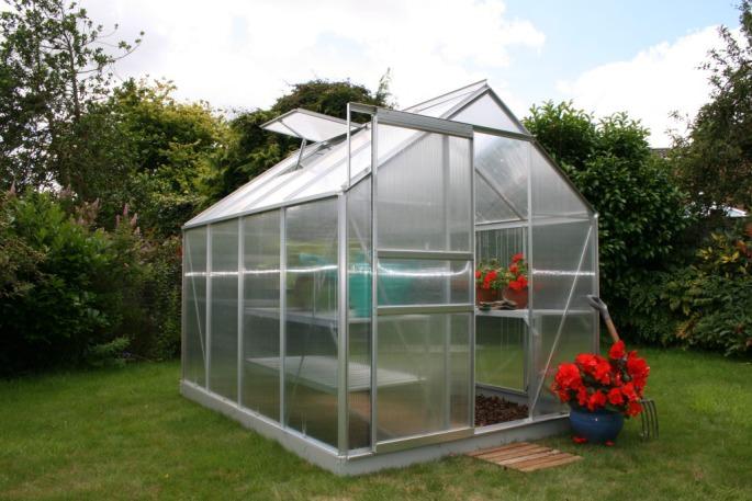 Наиболее эффективным считается выращивание теплолюбивых перцев в теплицах с покрытием из поликарбоната