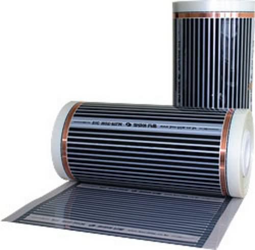 Пленочные обогреватели – популярный вариант современных отопительных приборов для дома