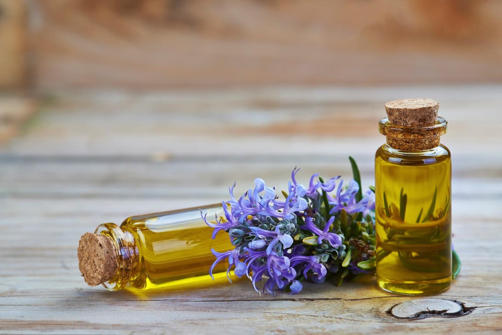 Розмариновое масло – превосходное средство от прыщей