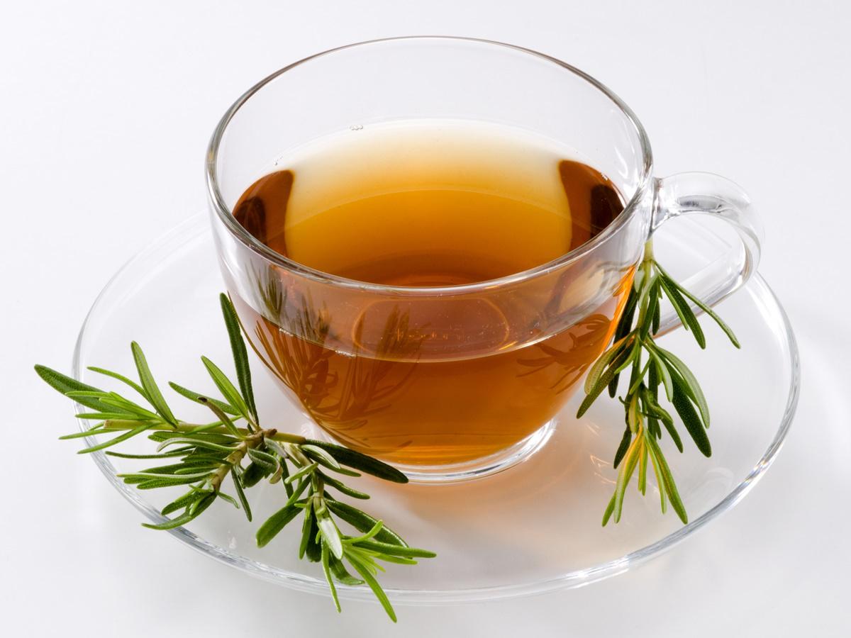 Розмариновый чай полезен для общего укрепления организма, восстановления после болезни, при синдроме хронической усталости