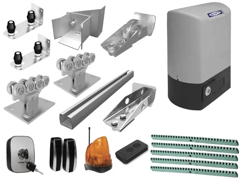 Стандартный набор продаётся комплектом и по-отдельности