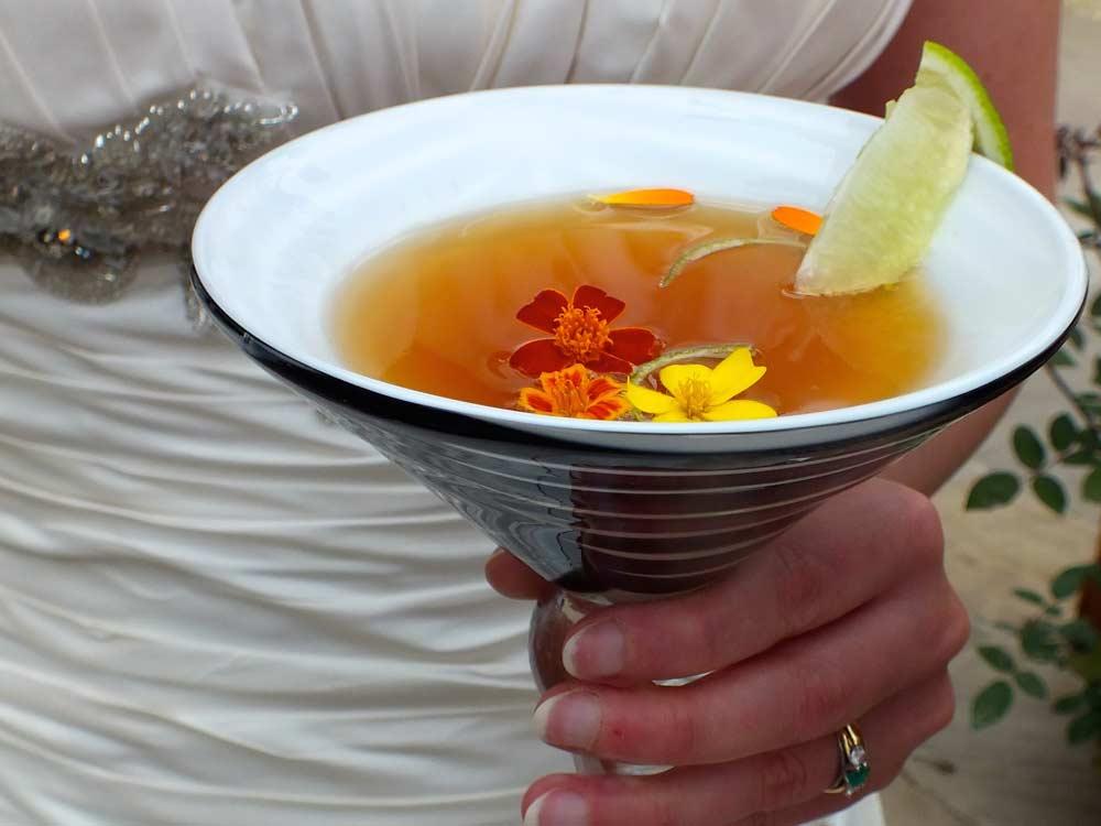 Чай из бархатцев употребляется для повышения иммунитета