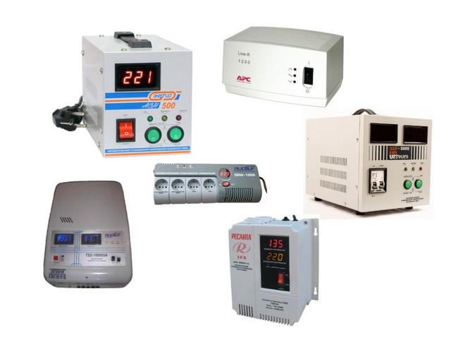 Стабилизатор напряжения является электромеханическим или электрическим устройством с входом и выходом по напряжению