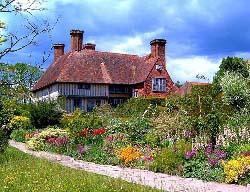 Грейт Дикстер – усадьба, расположенная на юго-востоке Англии