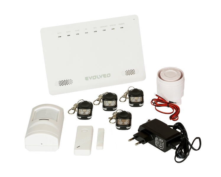 Электронно-техническая охрана для дачи способна предотвратить большинство правонарушений