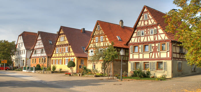 Согласно статистике, примерно 70% всех частных домов в мире именно каркасные