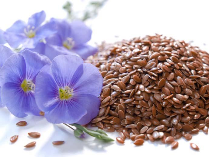 Омега-три и омега-шесть в семенах льна отлично защищают от ожирения, диабета, сердечно-сосудистых, гинекологических и онкологических болезней
