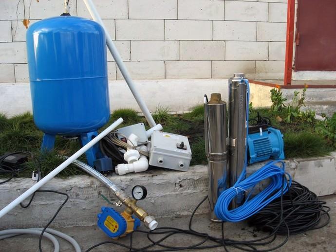 Монтаж системы водоснабжения – это в первую очередь правильно выбранное и качественное оборудование