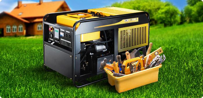 Двигатели комплектуются системами, отвечающими за топливную подачу и шумопоглощение