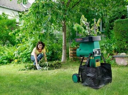 Помощник в саду
