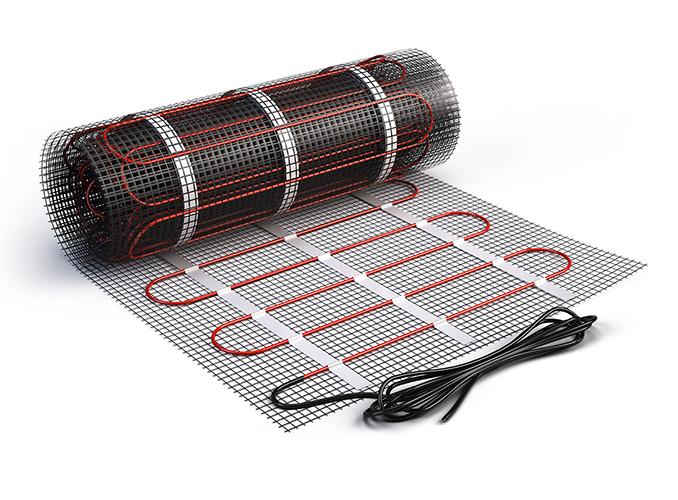 Маты и пленки инфракрасного типа являются наиболее удобным в эксплуатации оборудованием и выгодно отличаются универсальностью использования и удобством выполнения монтажа