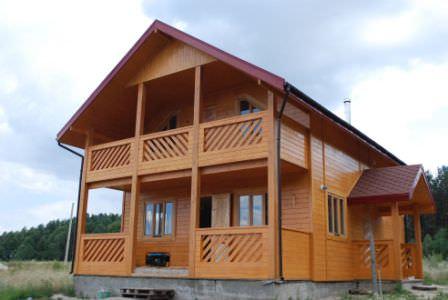 Каркасный дом на даче: преимущества и недостатки подобной постройки