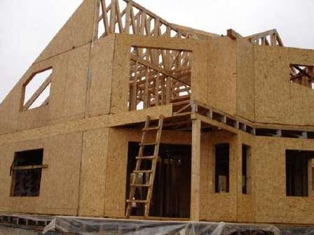 Строительство каркасного дома: материалы, сборка, отделка