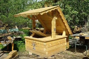 Материалы для постройки домиков