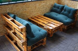Мебель для отдыха из поддонов
