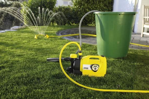 Чтобы правильно определить производительность, нужно умножить 6 (именно столько литров оптимально для полива водой 1 м² почвы) на общую площадь, занятую садово-огородными культурами