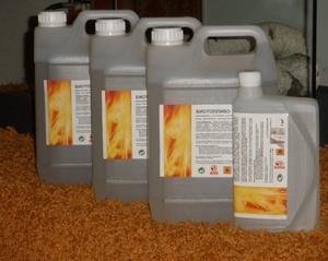 Описание биотоплива для биокаминов