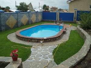 Особенности бассейнов для дачи