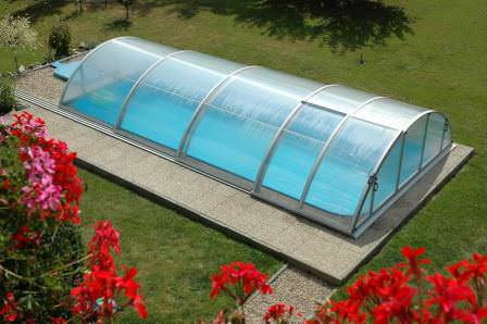 Выбирая павильон для бассейна, вы всегда можете выбрать закрытый, полуоткрытый или раздвижной тип