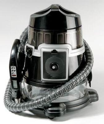 Какие преимущества у пылесосов с аквафильтром