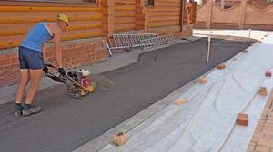 Подготовка места для газона