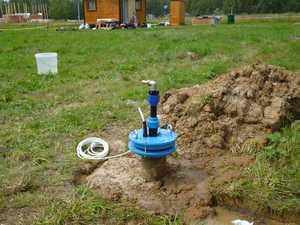 Как производится бурение скважины