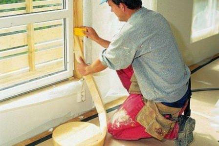 Не забудьте утеплить отремонтированные окна на даче!
