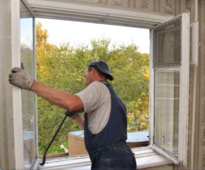 С чего начать ремонт дачных окон, как провести его качественно?
