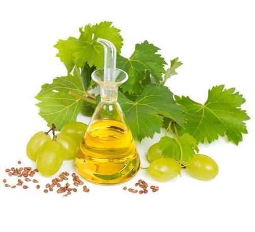 Масло виноградных косточек получают посредством горячей экстракции