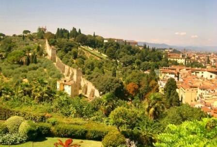 Сады Боболи — Флоренция