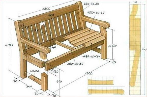 Если на даче остались старые ненужные стулья, им можно дать вторую жизнь