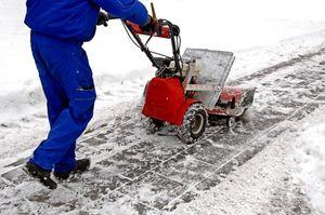 Как сделать снегоуборочную машину