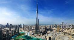 «Бурдж Халифа» – высочайший мировой небоскреб