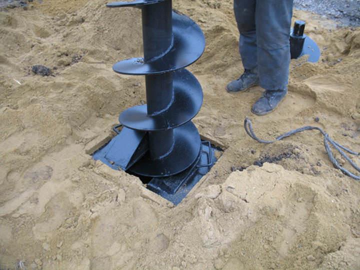 Получить воду можно механическим бурением с обратной промывкой