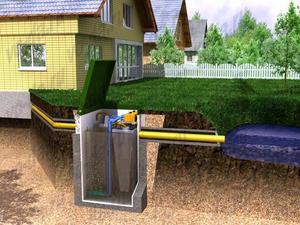 Способы прокладки канализации