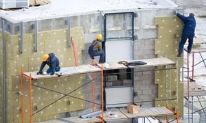 Технология установки вентилируемых фасадов