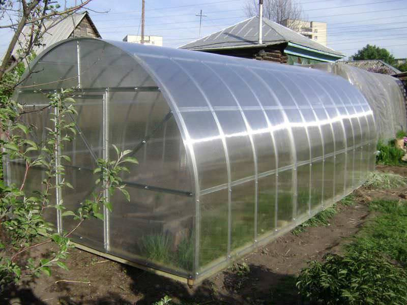 Теплицы «Урожай»: объективный обзор популярных моделей