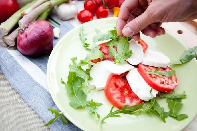 Рецепты с рукколой просты, но в то же время вкусны и очень полезны