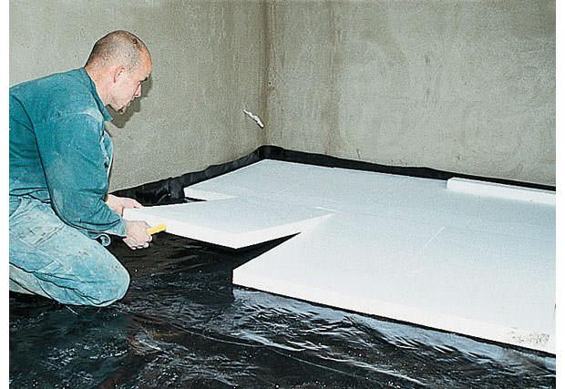 Теплоизоляция погреба или кладовой — самое правильное решение стабилизации температуры