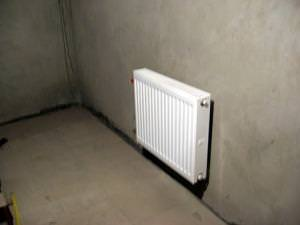 Отопление в погребах — редкий случай, но возможно и такое