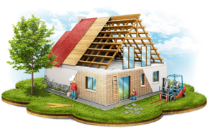 Как возводится дом