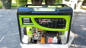 Как выбрать бензиновый генератор