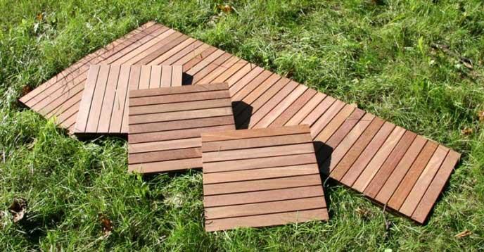 Материал выгодно сочетает лучшие черты полимера и натуральной древесины