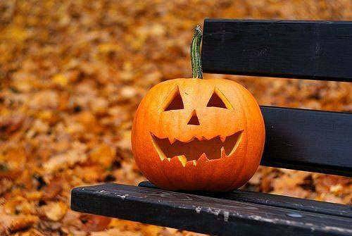 Тыква – главный атрибут на Хэллоуин