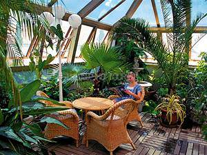 Устройство зимнего сада для владельца частного дома является задачей хоть и трудной, но вполне выполнимой