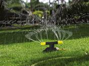 Автоматический или капельный полив огорода