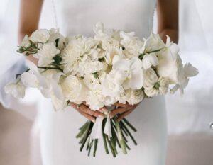 монобукет цветы